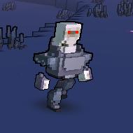 Skeleton Knight ingame