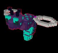 Swamp Fly model