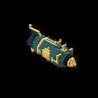 TROV-3 Rocket