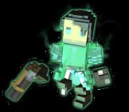 Ui skin pirate ghost