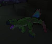 Archeosaurus ingame