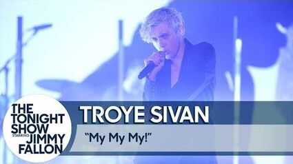Troye Sivan My My My!