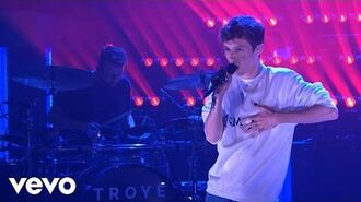 Troye Sivan - WILD (Live On Late Night With Seth Meyers)