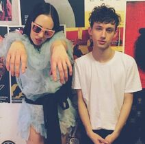 Allie x with troye