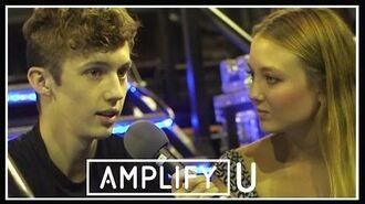 Troye Sivan's Story with Sage Mellet 'AMPLIFY U' by U by Kotex®