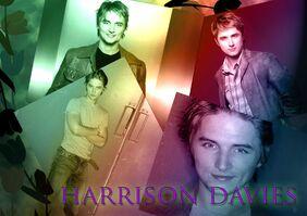 Harrison Davies
