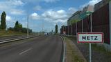 Metz Eingang