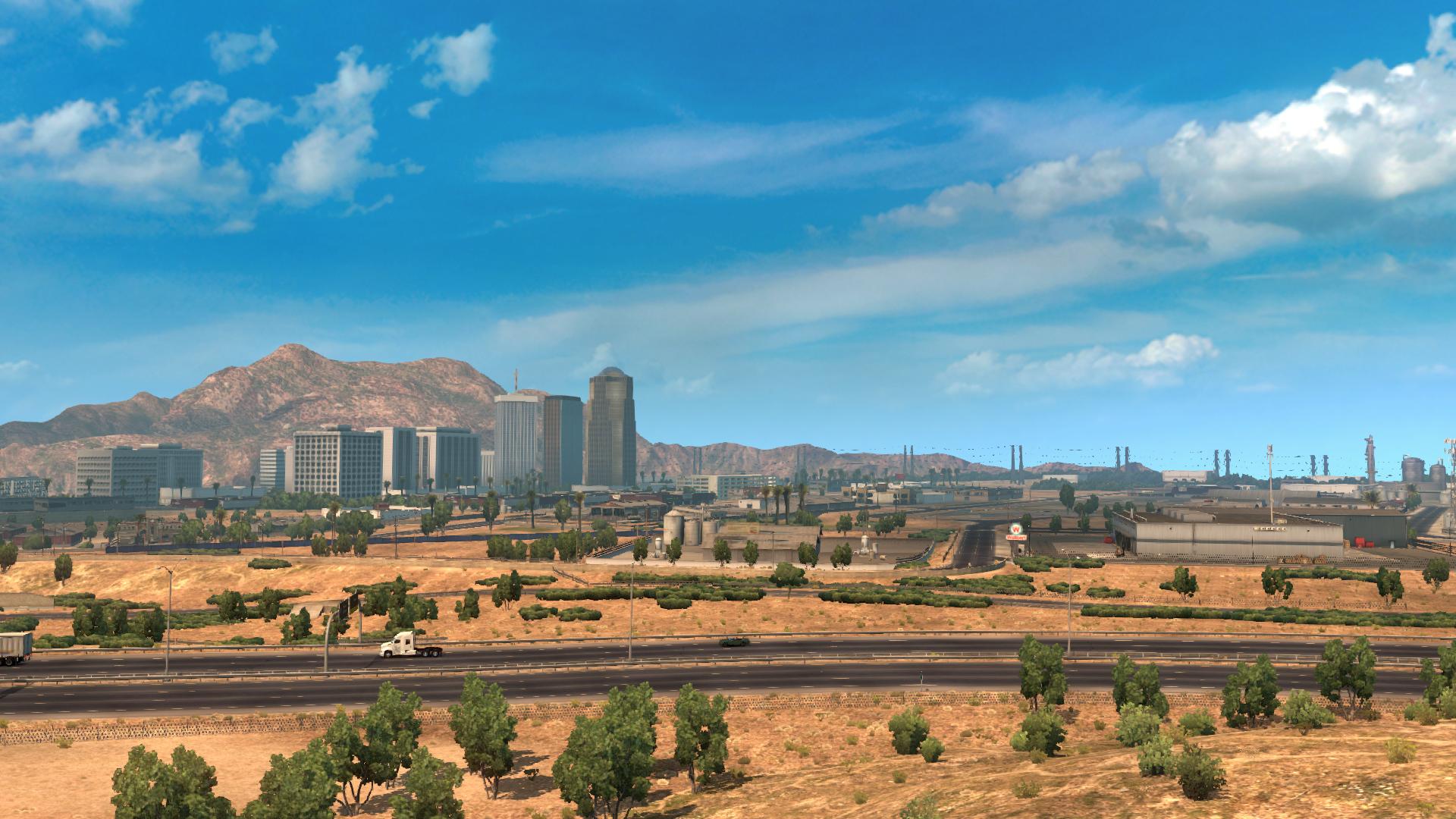 Tucson Arizona Karte.Tucson Truck Simulator Wikia Fandom Powered By Wikia