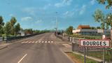 Bourges Eingang