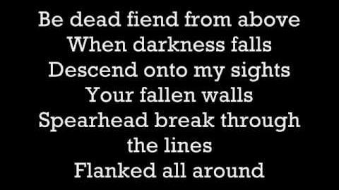 Slayer War Ensemble with lyrics