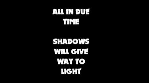 Killswitch engage - In due time (on screen lyrics)