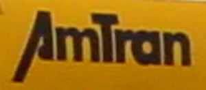 AmTran logo