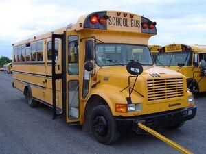 International 3400 Mid Bus