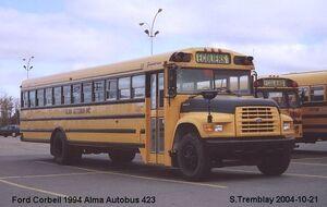 Ford B-Series Corbeil
