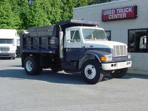 International 4900 dumptruck