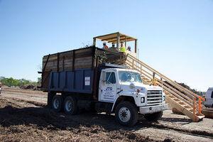 International-Harvester S-Series Dumptruck