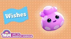 Wishes Meet Hushabye - True and the Rainbow Kingdom Episode Clip