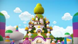 2-Frookie Sitting-Rainbow Castle