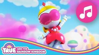 Princess Grizbot Song True and the Rainbow Kingdom Season 2