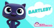 Bartleby promotional card