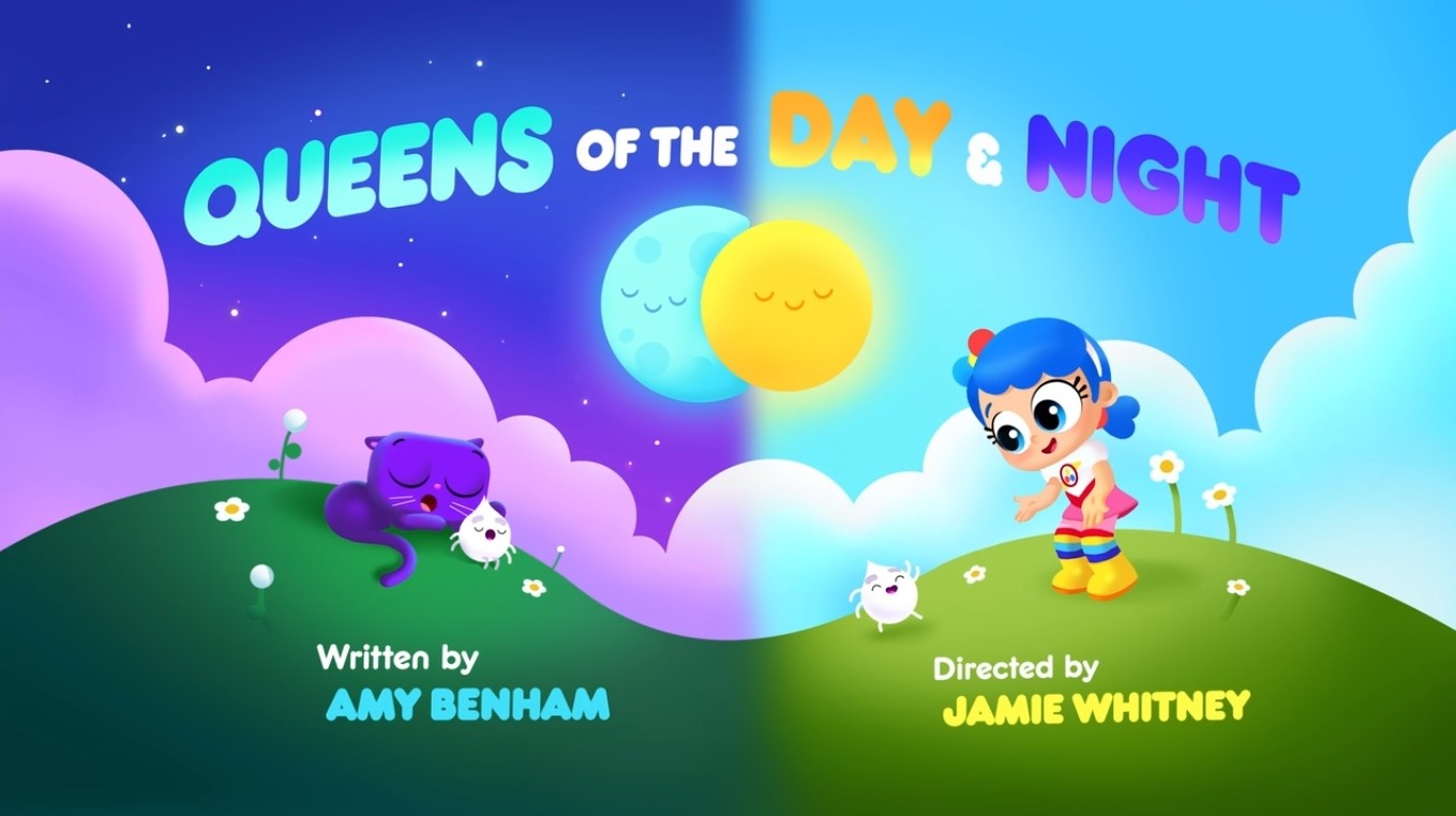 Queens Of The Day Nightquotes True And The Rainbow Kingdom Wiki
