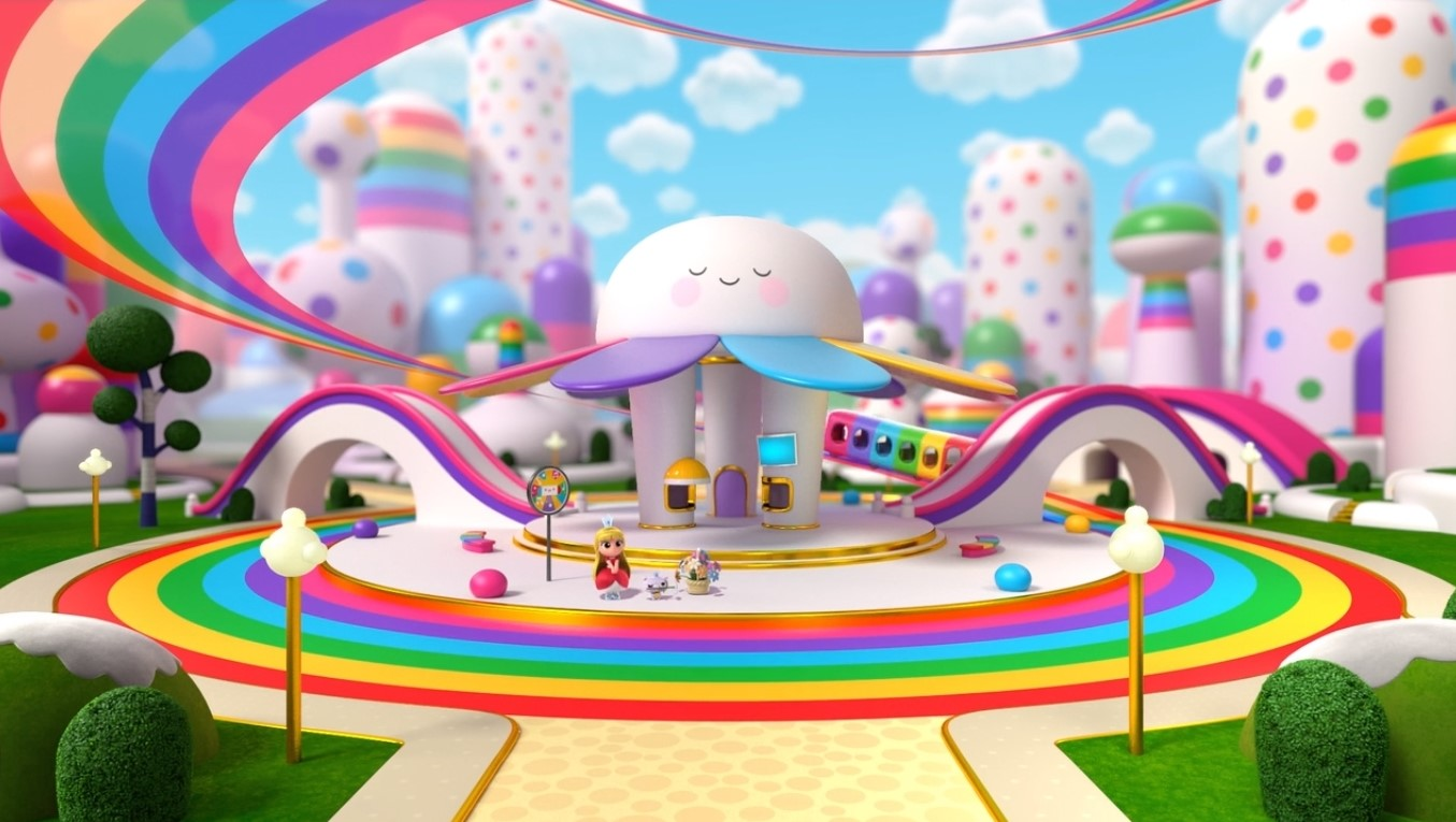 Rainbow Kingdom | True and the Rainbow Kingdom Wiki ...