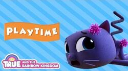 Bartleby The Cat Learns Sick Ninja Moves - True and the Rainbow Kingdom Episode Clip