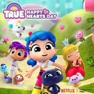 Happy Hearts Day promo