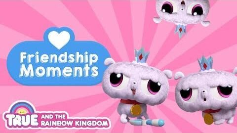So Many Frookie Puppies! - True and the Rainbow Kingdom Episode Clip