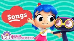 Rally Racer Song - True and the Rainbow Kingdom Episode Clip