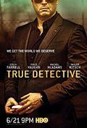 True Detective Season 2 poster 4