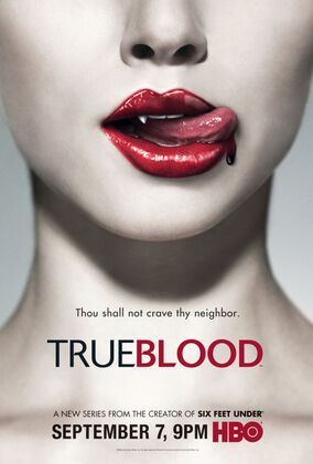 Image result for True Blood season 1 cover