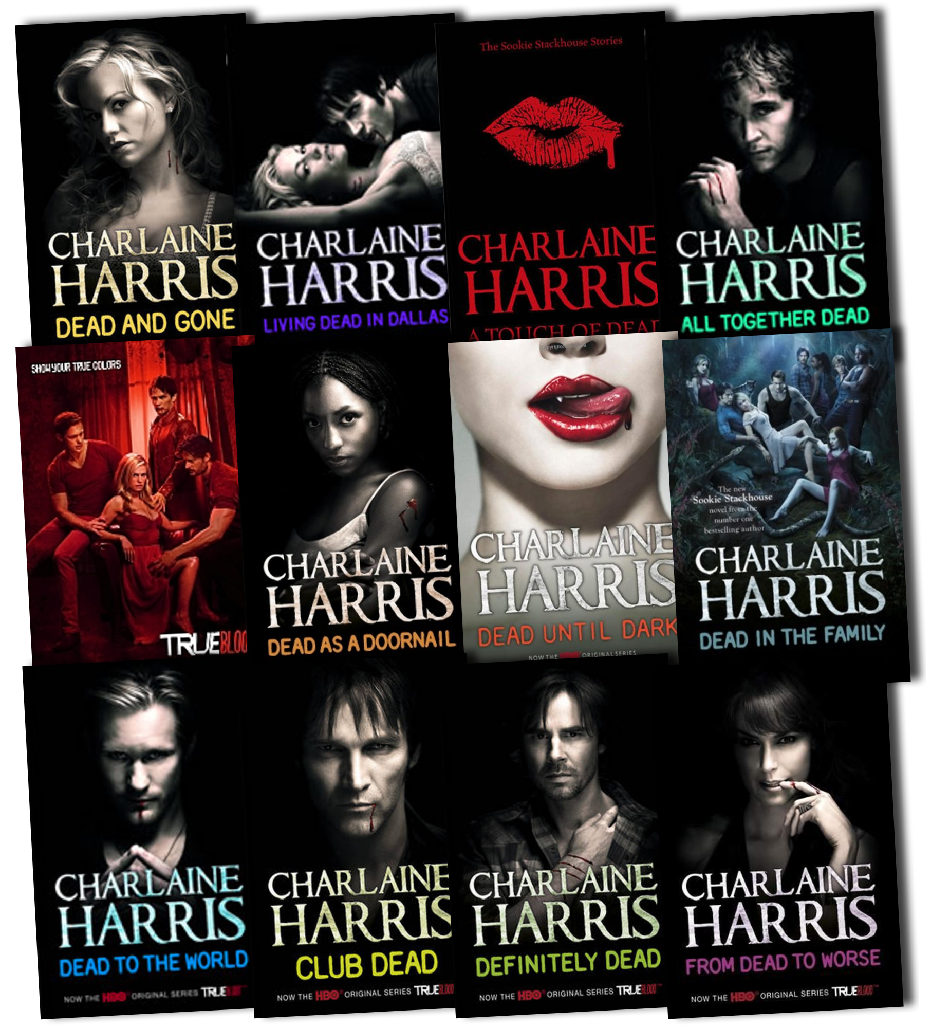 Sookie Stackhouse Series Epub