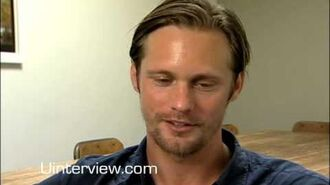 Alexander Skarsgard On 'True Blood,' Acting In The Nude