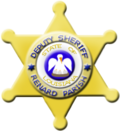 Renard Parish sheriff badge