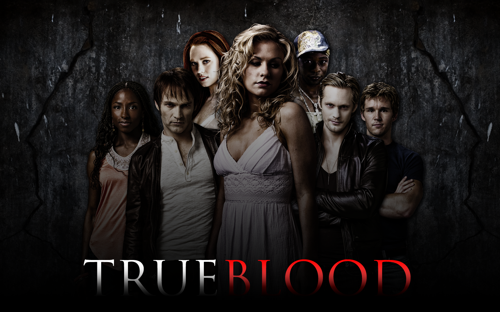True Blood Wallpaper V3 By TwistedEffect