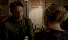 Bill asks sookie to kill him