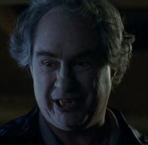 Mike Spencer Vampire