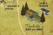 Map of bon temps-merlottes
