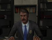 Victor Navarro Desk