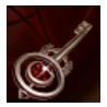 Copper Skeleton Key