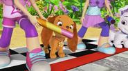 Marmalade found a new 'toy'