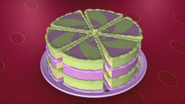 This cake looks fabulous