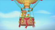 In the Balloon