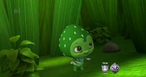 Zielone Jagodziątko