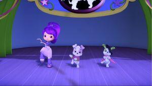 Tańczące Psiaki