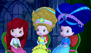 Berryella and Her Stepsisters