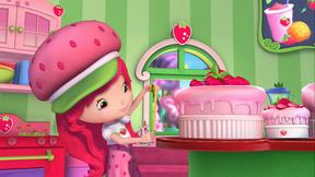 Truskawka i ciasto