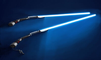 Veronica lightsabers by jnetrocks-d4eopss