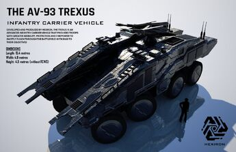 Infantry transport
